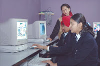 New Public School computer lab
