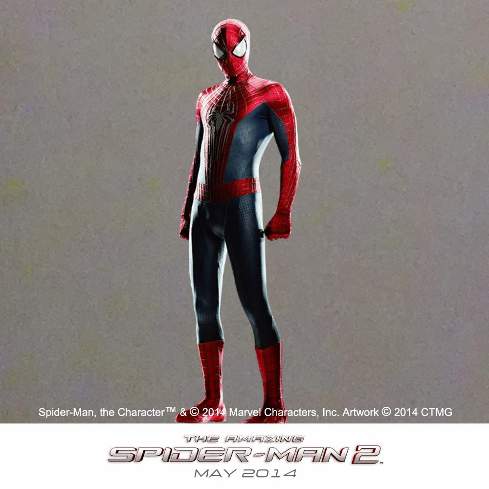 "Traje  4 Spidey en  ""The Amazing Spider-Man: El Poder de Electro"""