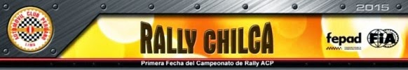 RALLY CHILCA 2015
