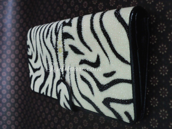 Dompet Wanita Motif Zebra
