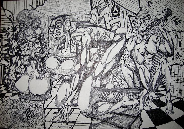 Orgia diabolica 12-8-92