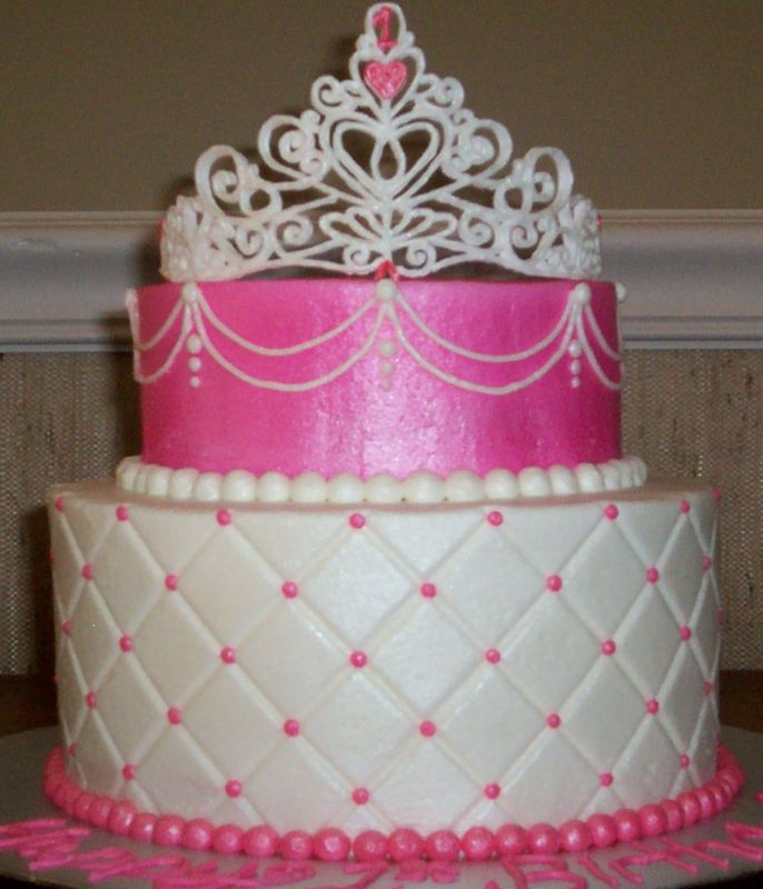 Birthday Cake Pictures Of Princess : Ordinary Miracles of Life: Princess Cake