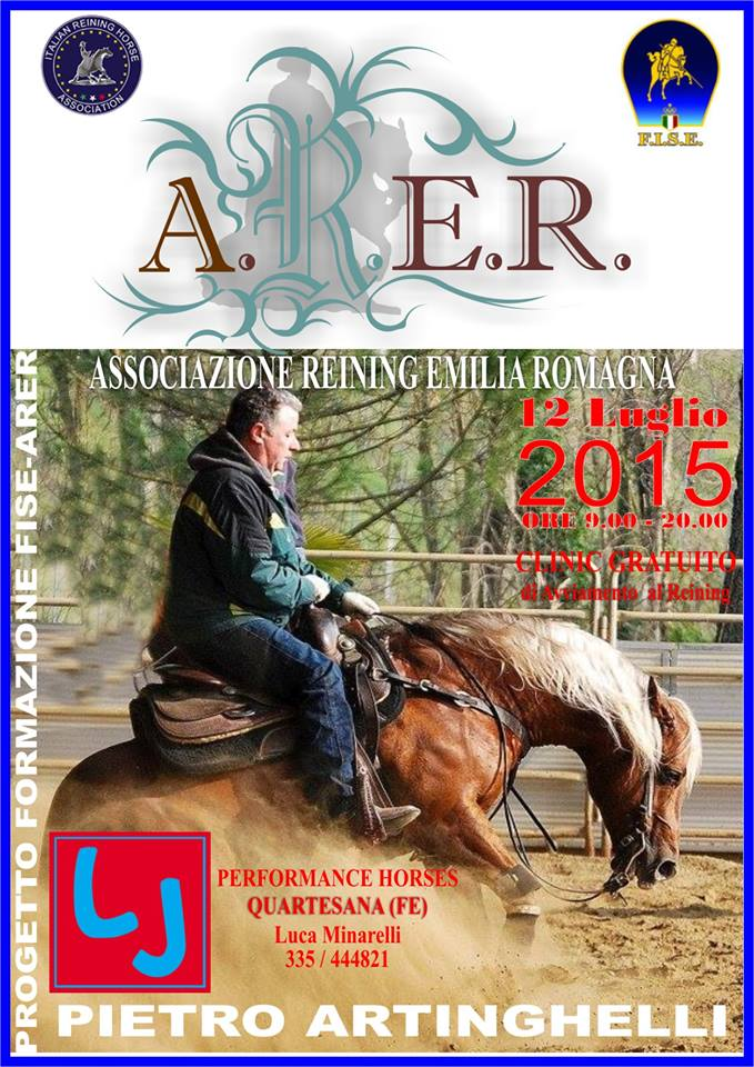 PROGETTO FISE: ARER CLINIC N.2