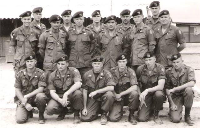 Cu c chi n b 237 m t the secret war special forces in vietnam