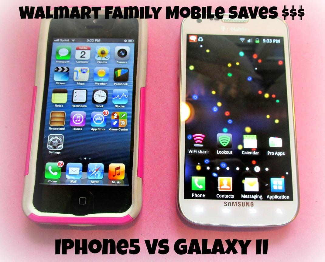 Smartphone Plan Comparison