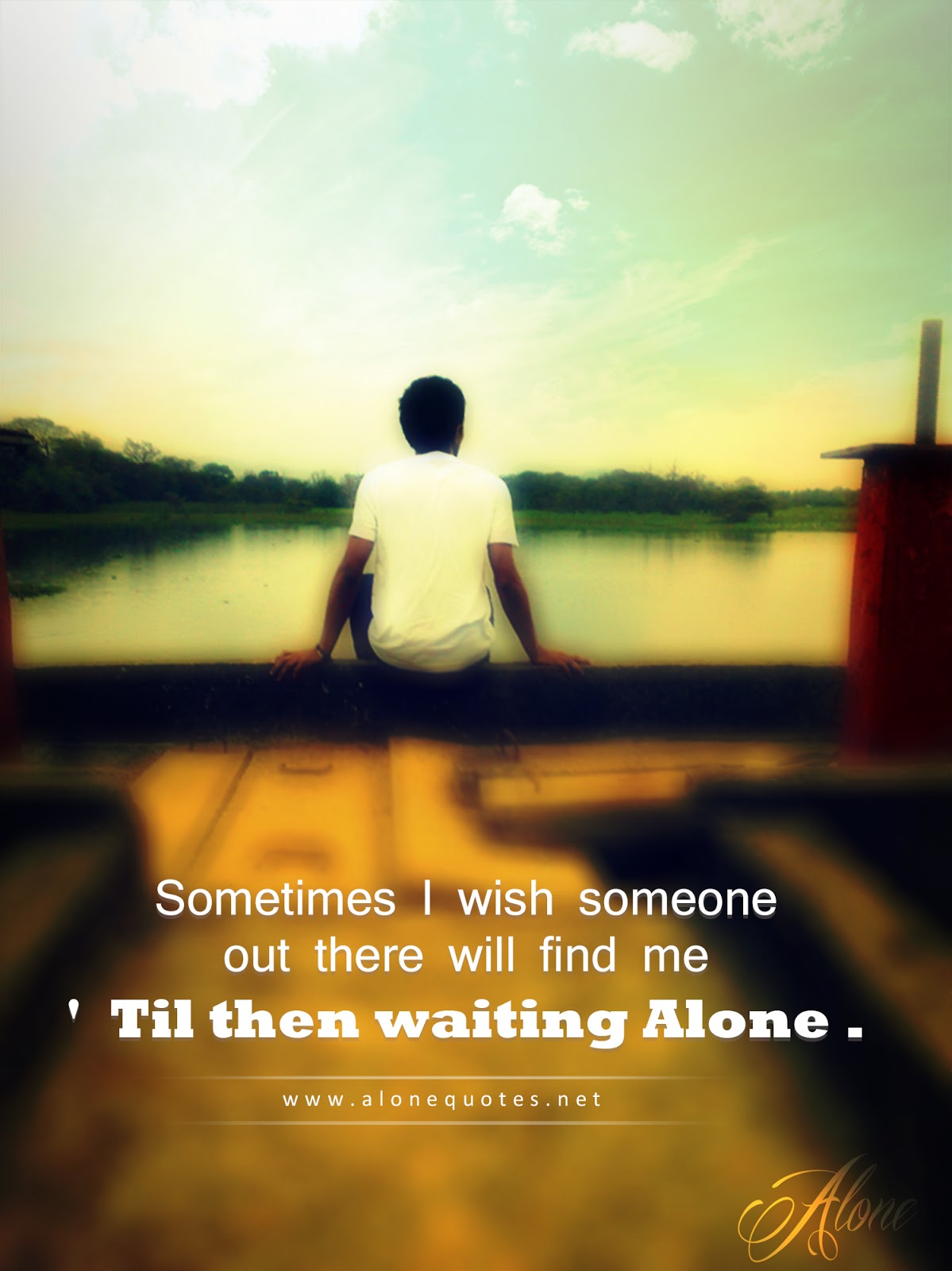 Am Alone Boy Wallpaper Alone boy full hd wallpaper