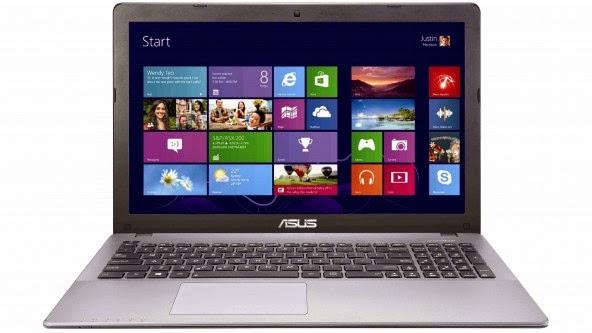 Asus F550 Series laptop