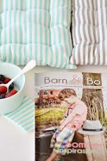 På trykk i magasinet Barn & Bo