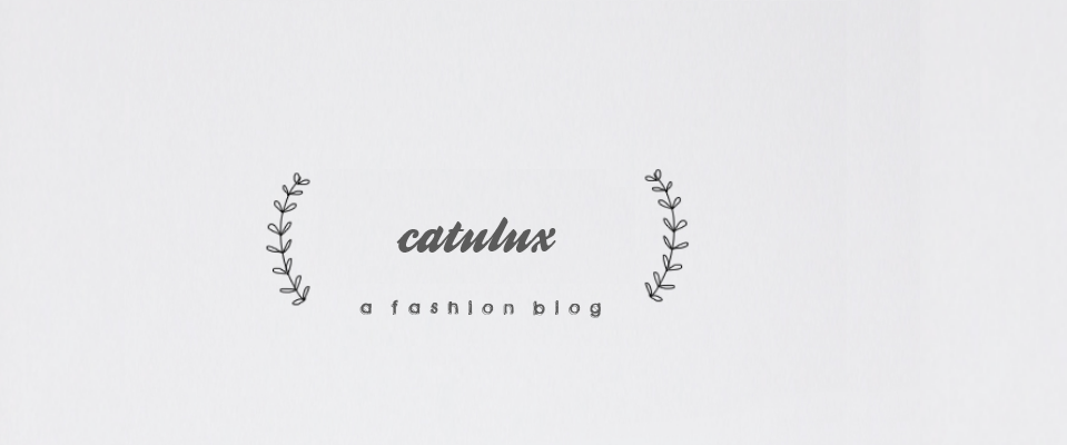 catulux - a fashion blog