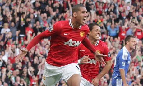 Chris Smalling Football Wallpaper