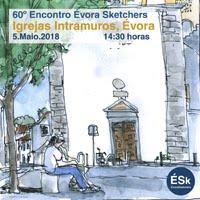 60º Encontro ÉSk - Igrejas Intramuros de Évora