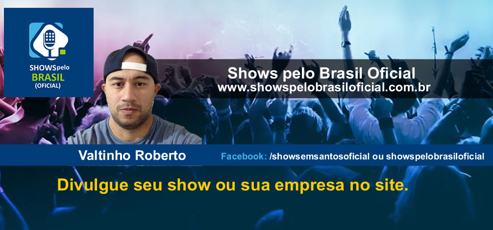 Shows em Santos Oficial