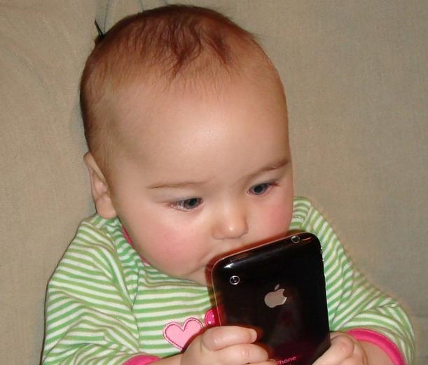 Techie Baby, Baby Smartphone