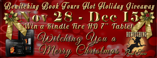 Bewitching Book Tours Hot Holiday Giveaway!