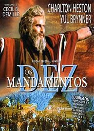 Assistir Filme Os Dez Mandamentos Dublado Online 720p HD