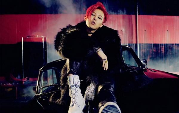 G-Dragon kiếm được 15 tỷ đồng mỗi năm nhờ tiền bản quyền