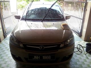 Washing Car Causes Rust On Brake Discs