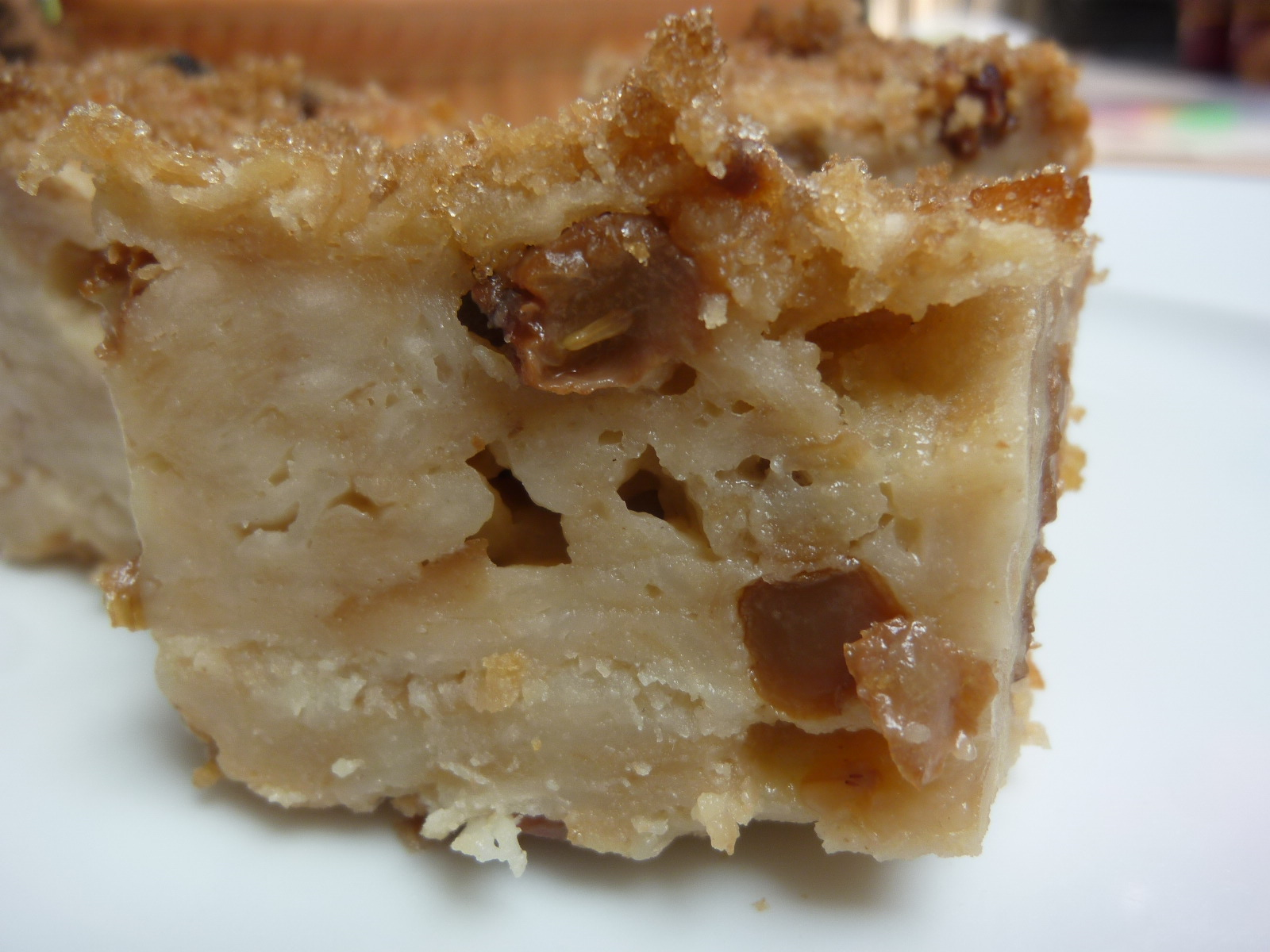 coconut milk coconut milk bread pudding the use of whole wheat bread ...