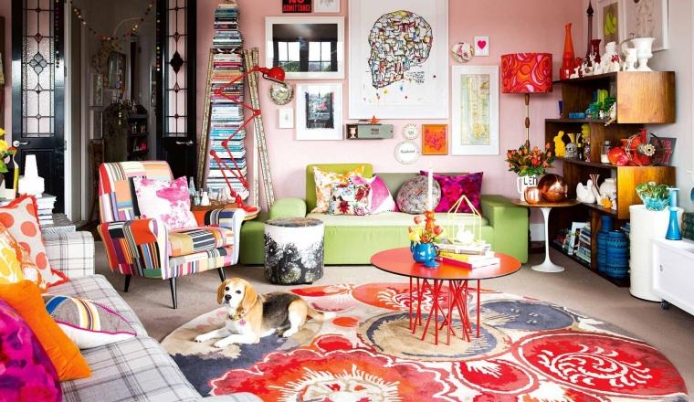 Kleurrijke Interieurs Pastel : Kleurrijke interieurs pastel u msnoel