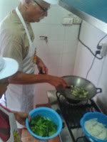 Private Thai food cooking classes