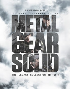 Metal Gear Solid Legacy Officially Announced for PS3