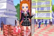 Okul Elbise Modası Oyunu