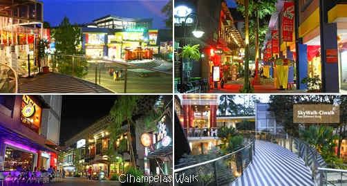 Ciwalk - Cihampelas Walk Bandung