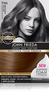 Bunnyfuldays John Frieda Precision Foam Colour 7pbn Review