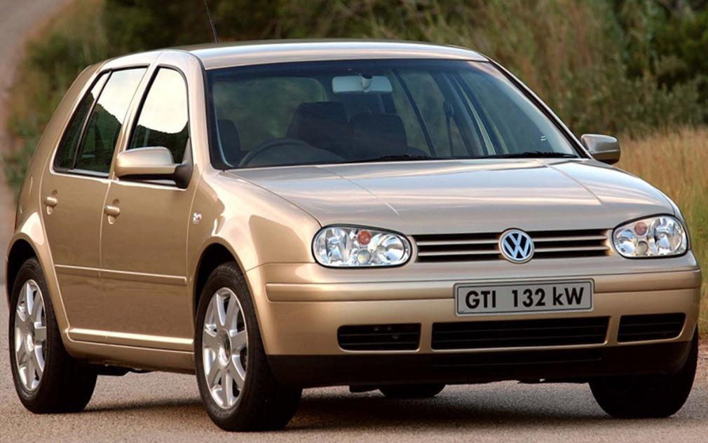 Volkswagen Golf GTI - 4ª geração