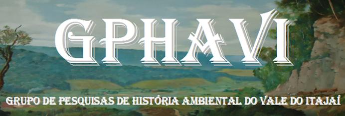 Grupo de Pesquisas de História Ambiental do Vale do Itajaí