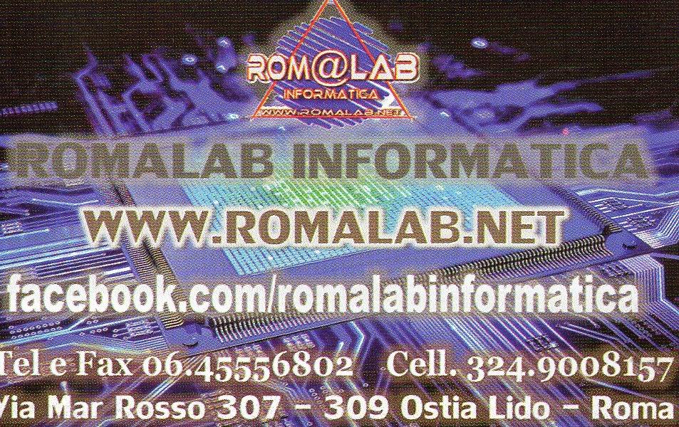 ROM@LAB INFORMATICA