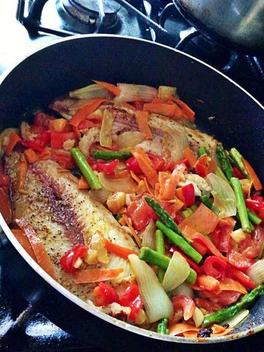 Swai fillet fish w mixed vegetable gutom belly for Is it safe to eat swai fish