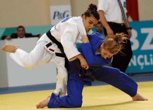 Teknik Dasar Bantingan Yoko-Gake - Beladiri Judo