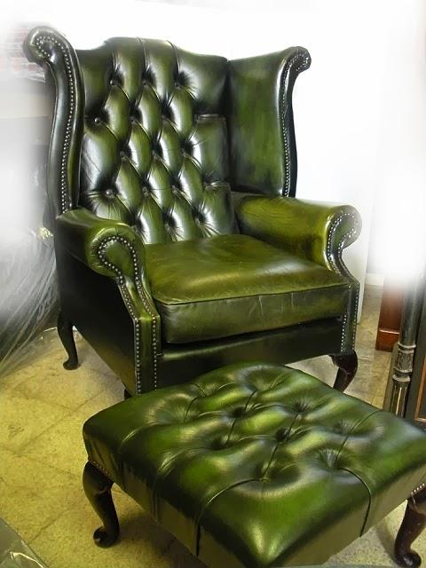 Divani chesterfield vintage usati e nuovi poltrone for Poltrona chesterfield