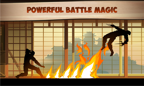 Game Shadow Fight 2 Hadir di Windows Phone