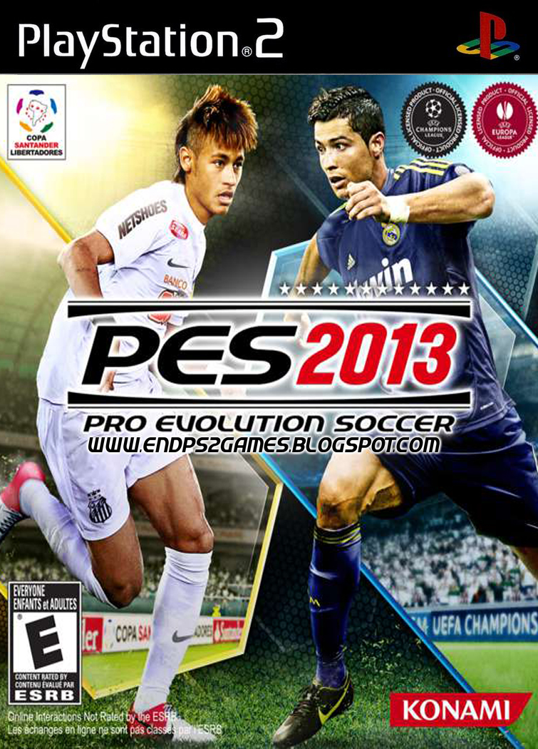 Pes 2013 - PTBR - Silvio Luiz - PS2 - Torrent
