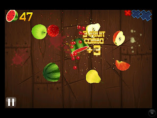fruit ninja touch