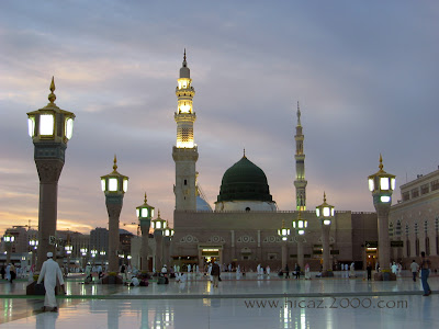 Masjid-E-Nabvi Pictures