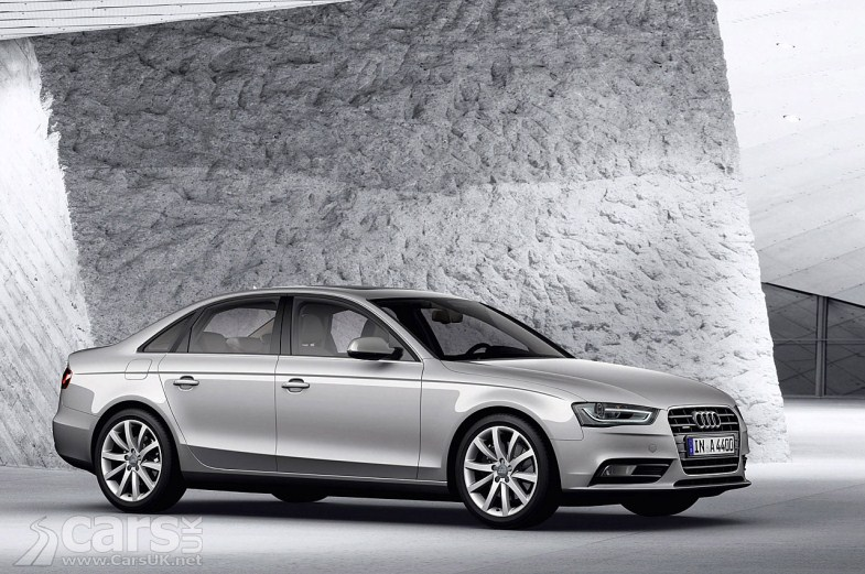 2013 Audi A4 Prices and Pictures