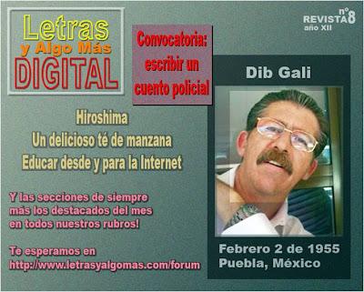 Revista Digital Nº8 - Agosto de 2012 Portada+agosto
