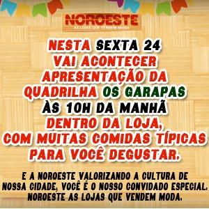 SÃO JOÃO NOROESTE