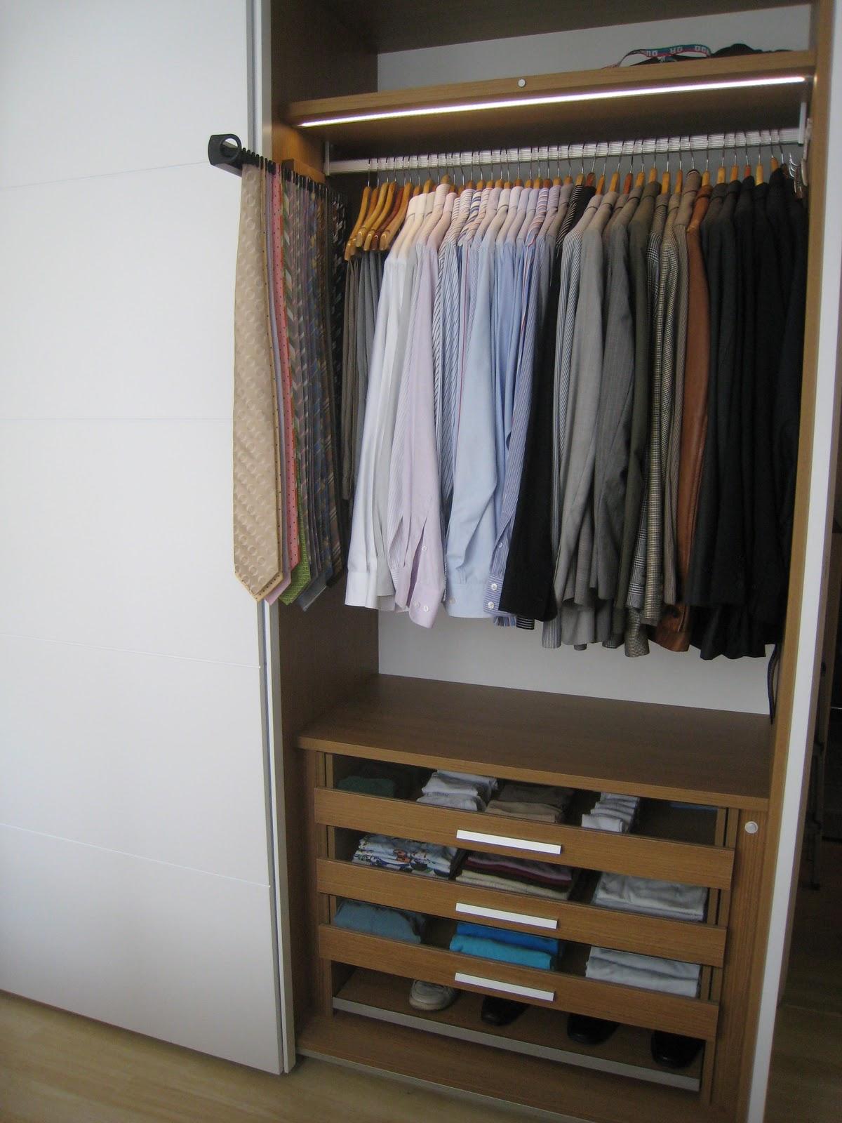 Armario De Banheiro Planejado ~ Kika Closet Armário feminino e masculino