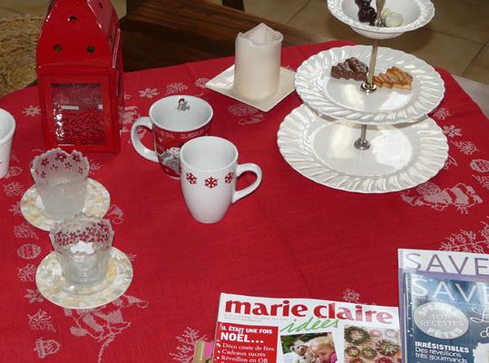 Carnet de voyages en Gourmandise: Première déco de Noël à ...