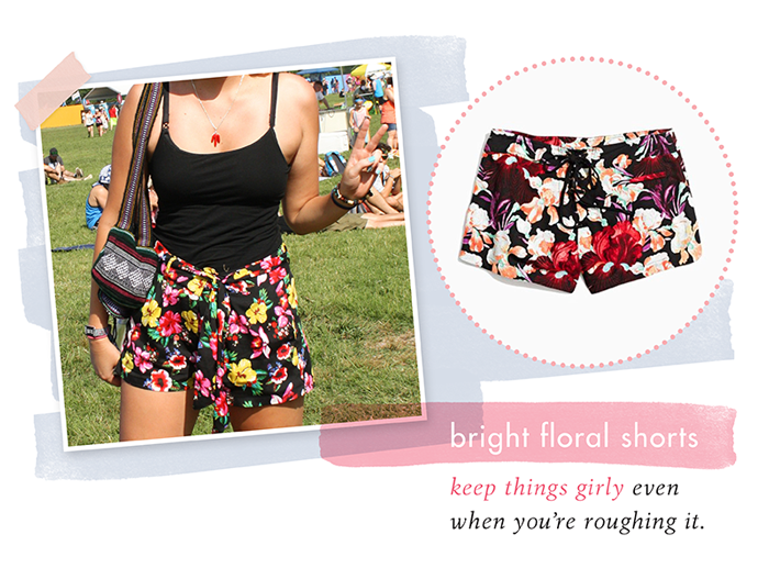 summer festival style fashion bonnaroo