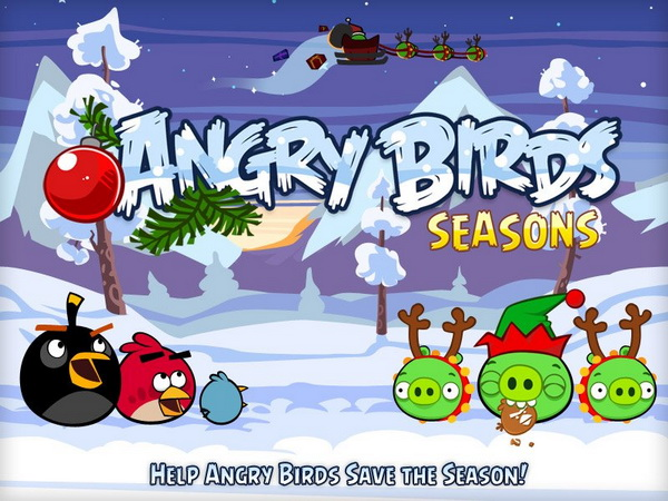Site Play Google Com Angry Birds Seasons Wreck the Halls! Android apk