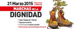 ¿AÚN NO TIENES TU BILLETE? EL 21 DE MARZO,  ¡TOD@S A MADRID!