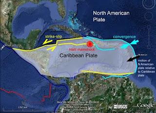 geografia de Haiti