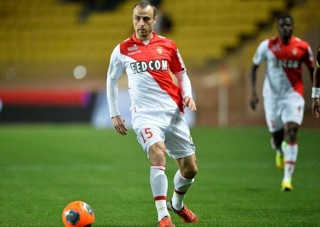 Dimitar Berbatov Monaco