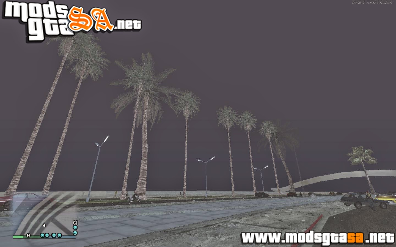 SA - Palmeiras do GTA V
