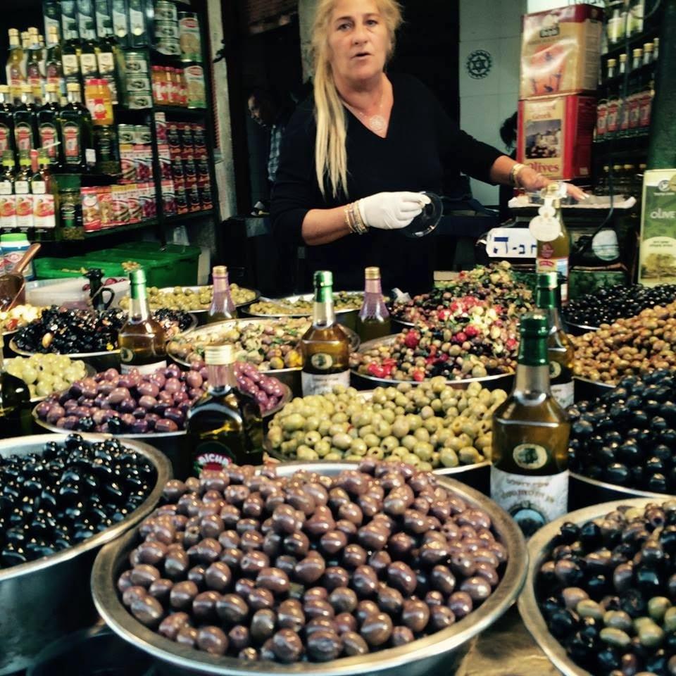 Mercado de Tel Aviv é vitrine da safra do deserto de Negev